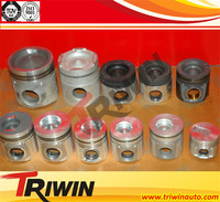 K19 KTA19 forged cylinder pistons set size assy air china price diesel engine steel piston kit for sale 3631244