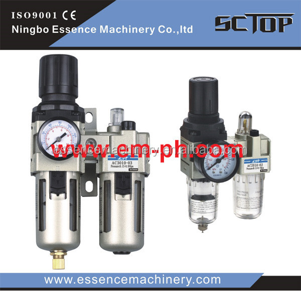 PNEUTOP high quality jack hammer oil air filter regulator bpv automatic grease Pneumatic Lubricator,china manufacture