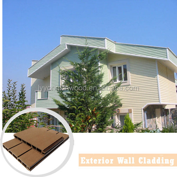 Wpc Wall Cladding Wood Plastic Composite Exterior Panels Siding Wpc Wall Panel Buy Wpc Wall