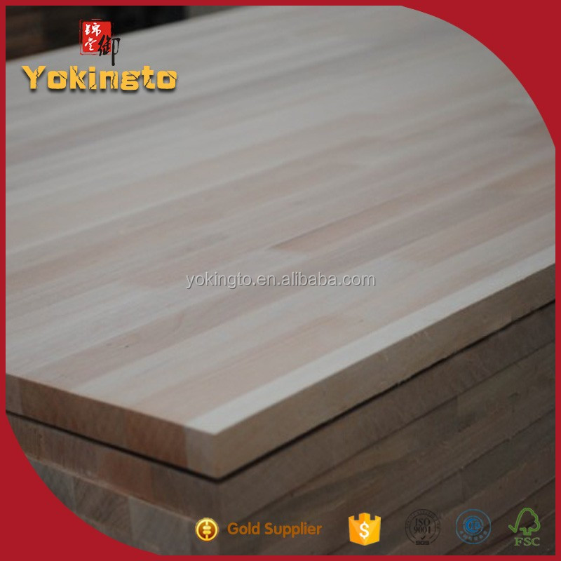 Hot film pine laminated board pine