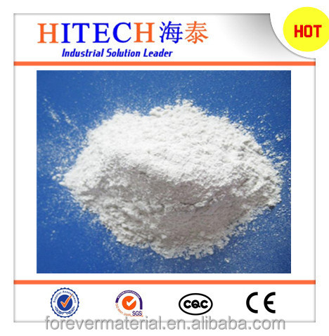 Best price high temperature castable refractory cement with good thermal resistance