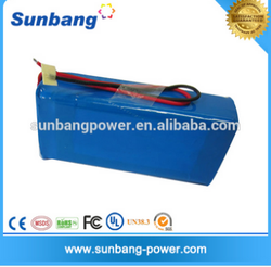 lifpeo4 rechargerable battery 72V 40ah for electric-motor