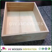 sample wood box Customized Size and Shape at Factory Prices High Quality