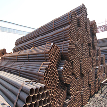 q235 round tube/pipe the liquid delivery erw/hfw/hfi welded steel pipe according with api 5l x60 in good price per ton