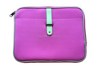 10 inch tablet multi function bag Neoprene sleeve bag
