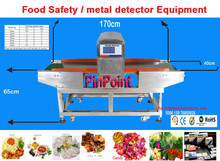 Best Price of Metal Detector for Food/High quality stainless steel food metal detector for food processing industry PD-500QD