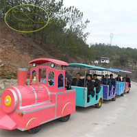 New arrival kids ride conch tour train coupon