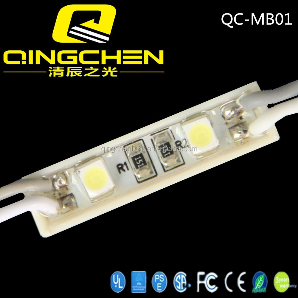 Mini module 2 leds SMD 3528 led module with CE.ROHS