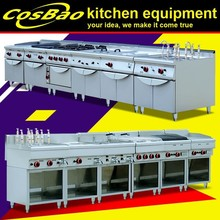 Professional For Restaurant Kitchen Project Commercial Cooking Equipment