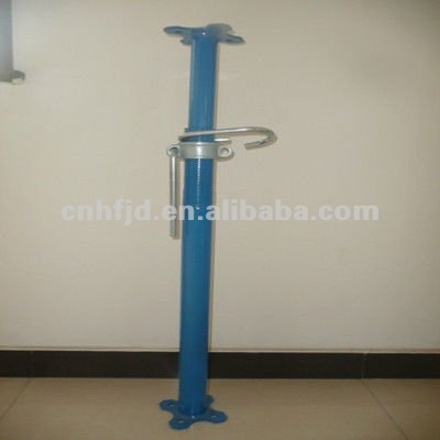 Various Painted Adjustable Scaffolding Steel Prop
