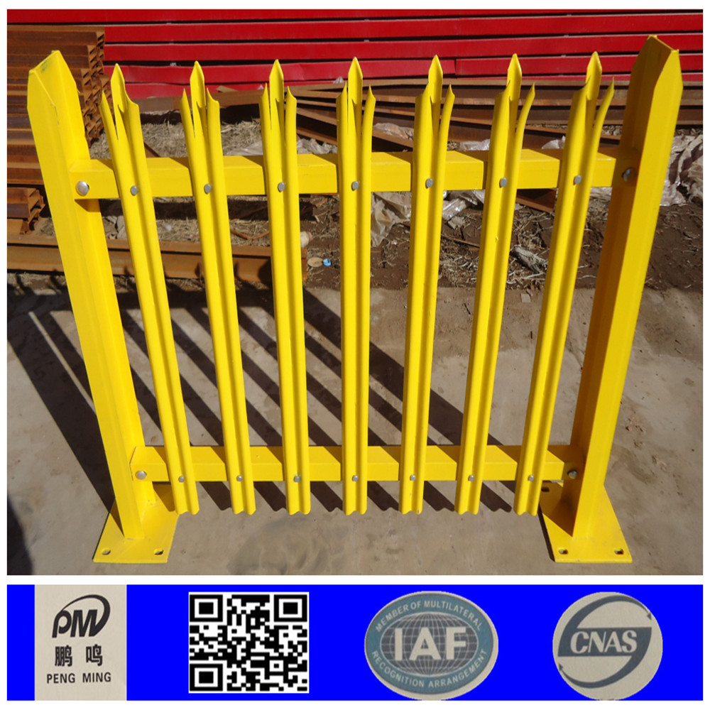 high security palisade fence panels,pvc palisade fencing