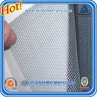 cheap pvc coated fiberglass mosquito net for window screen exported to United States,India,Austalia