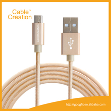 High Speed v2.0 Micro USB 2.0 Data Charger Line Cable