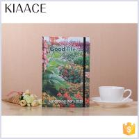 Custom made new design paper wholesale school diary