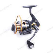 New attractive plastic saltwater spinning fishing reel