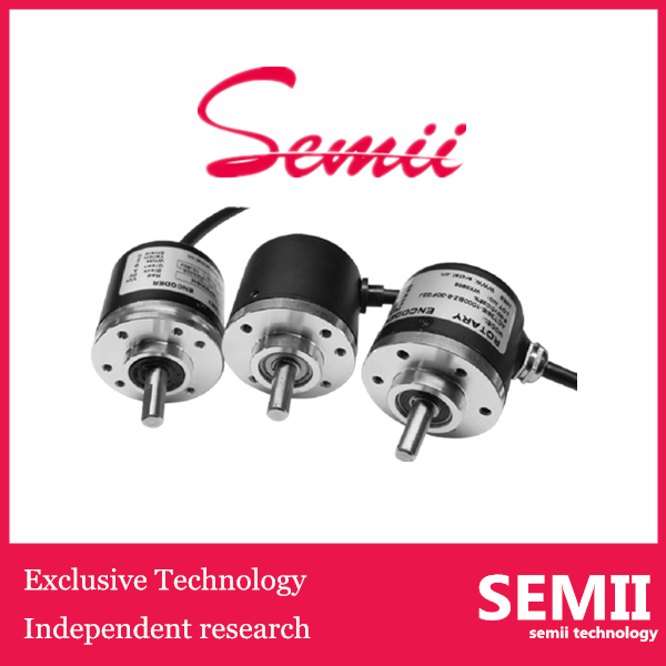 2017 SEMII Autonics Brand rotary encoder Absolute Replace encoder
