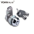 New zinc alloy cabinet tubular key cam lock 2200