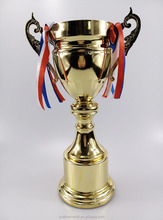 30cm Sports Metal Gold Trophy Cup