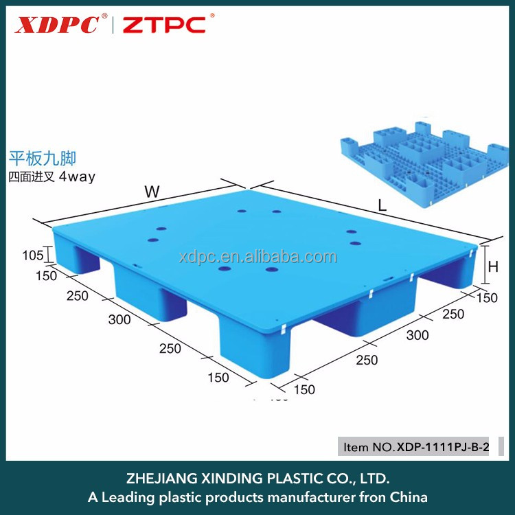 Excellent Material Low Price Pallet Elements