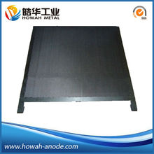 MMO coated titanium anode for metal electrowinning