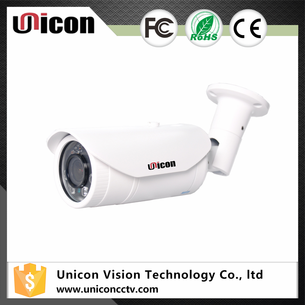 Unicon Vision project use indoor outdoor weatherproof 2mp h.265 ip cctv 1080p full hd camera