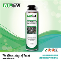 WILITA Engine Flush and Cleaner, Engine Carbon Cleaner