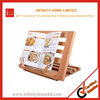 Wholesale Height Adjustable Wooden Cook Book Page holder