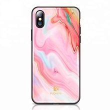 FLOVEME 2018 New Luxury Marble Phone Case for iPhone X Silicone Phone Case for iPhone 7 7 8 Plus 10