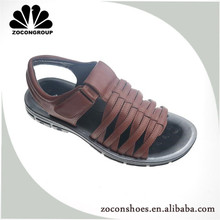 2017 New Mould Pu Fashion Injection Men Summer Sandals