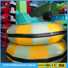 fiberglass water bumper boats competitive price with good quality