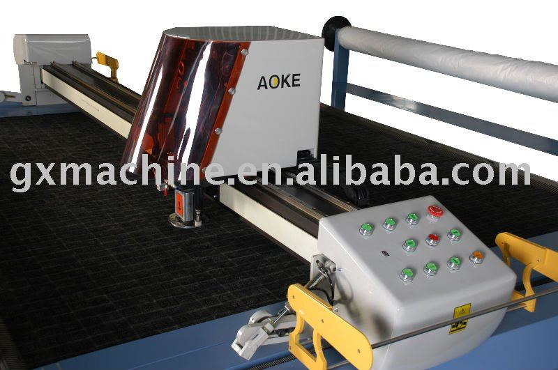 cloth sample cutting plotter