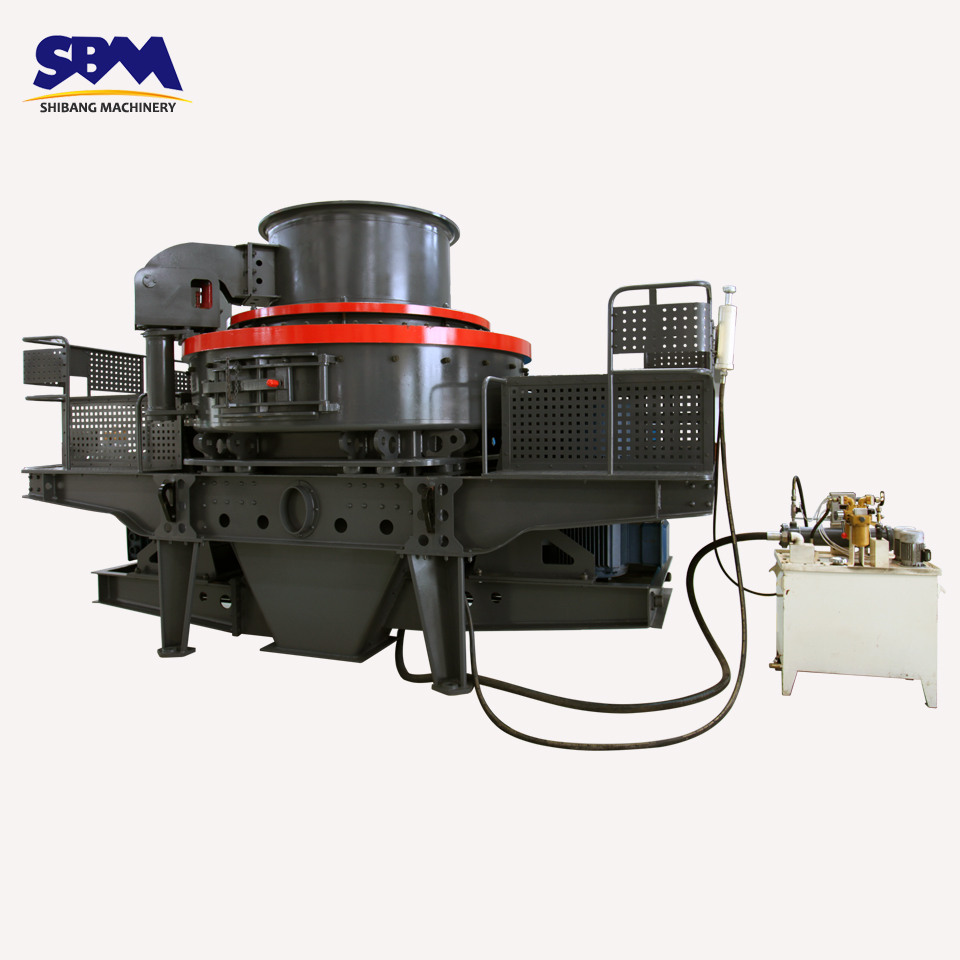 SBM CE Certification used sand making machine for sale