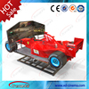 F1 car simulator 3d coin operated racing car game machine