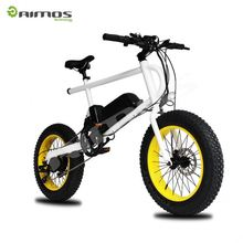 easy learn mini light weight folding e-bike 14' wheel 200W 36V foldable electric bicycle with LED/LCD