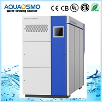 Lowest consumption Atmospheric Water Generator 1000 liters