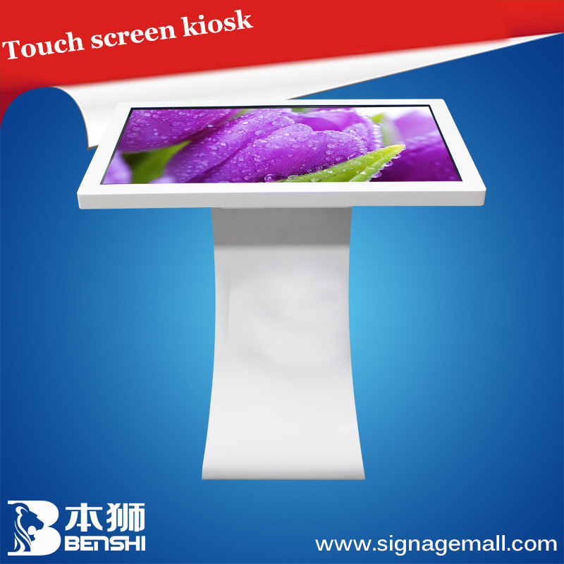 High definition 42 inch IR LCD touch screen tablet from China manucfacturer