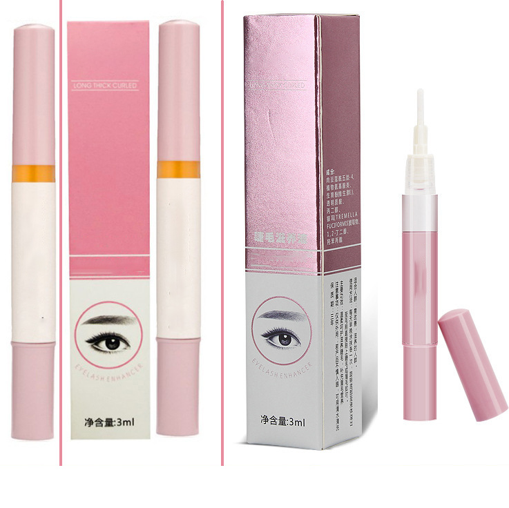 FDA castor oil eyelash growth serum