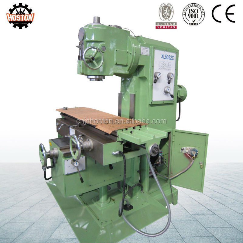 Hoston brand specification of vertical milling machine