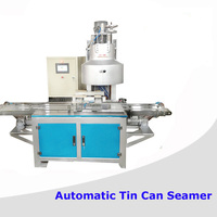 Auto Seamer Sealer Capper Equipment Automatic seaming machine for cans