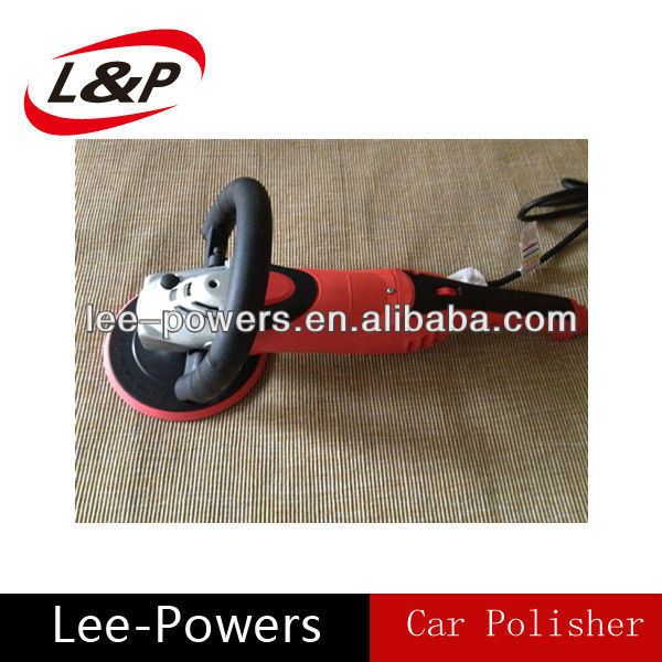 Professional ce certificate quality high speed 180mm car electric polisher