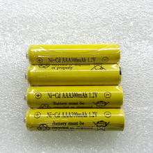 1.2V AAA 800mAh NIMH rechargeable battery and battery pack