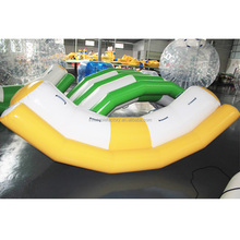inflatable seesaw toys water game for kids