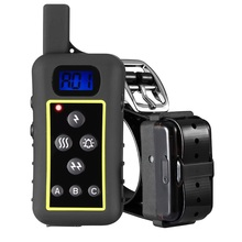 Hot sale 2 years warranty 2000m waterproof and rechargeable Remote dog training collar