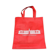 Qetesh Cheap Price Custom Printed Eco Friendly Tote Grocery Shopping Fabric Laminated Recyclable Non Woven Bag