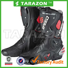Hot sale and cheap chinese TARAZON brand shoes for motocross