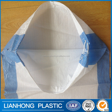 Cheap price pp woven bag roll with UV treated, bio-degradable pp woven bag for fertilizer packing, farm used pp bags.