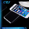 New Arrival for iphone 6 clear crystal case with Dust Cap