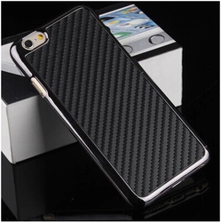 Carbon Fiber Back Cover For iPhone 6 Plus ,For iPhone 6 Back Case Real Carbon Fiber Material Luxury New Arrival Phone Case