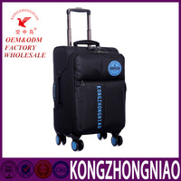 KZN 1410 Good quality luggage bags and cases cheap 3 pieces trolley luggage box