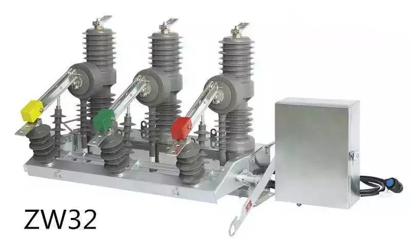 1250A 12KV Appliance Automatic Electric Circuit Breaker